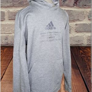 Adidas Post Game Pullover Graphic Hoodie